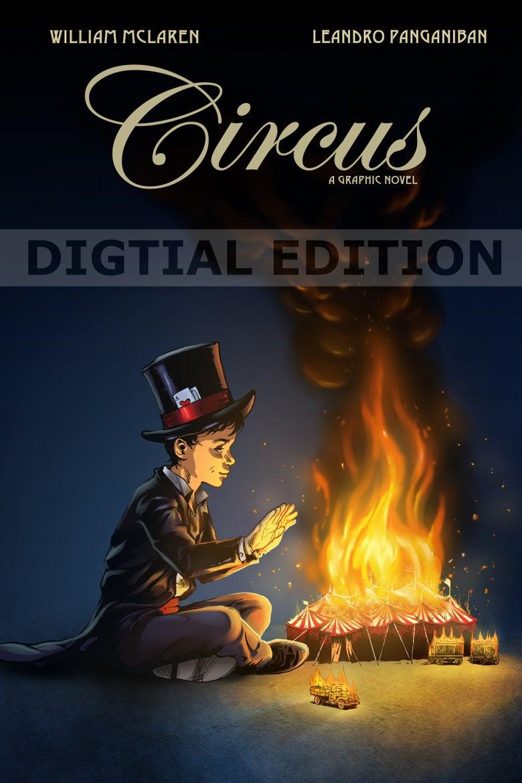 Image of Circus DIGITAL EDITION