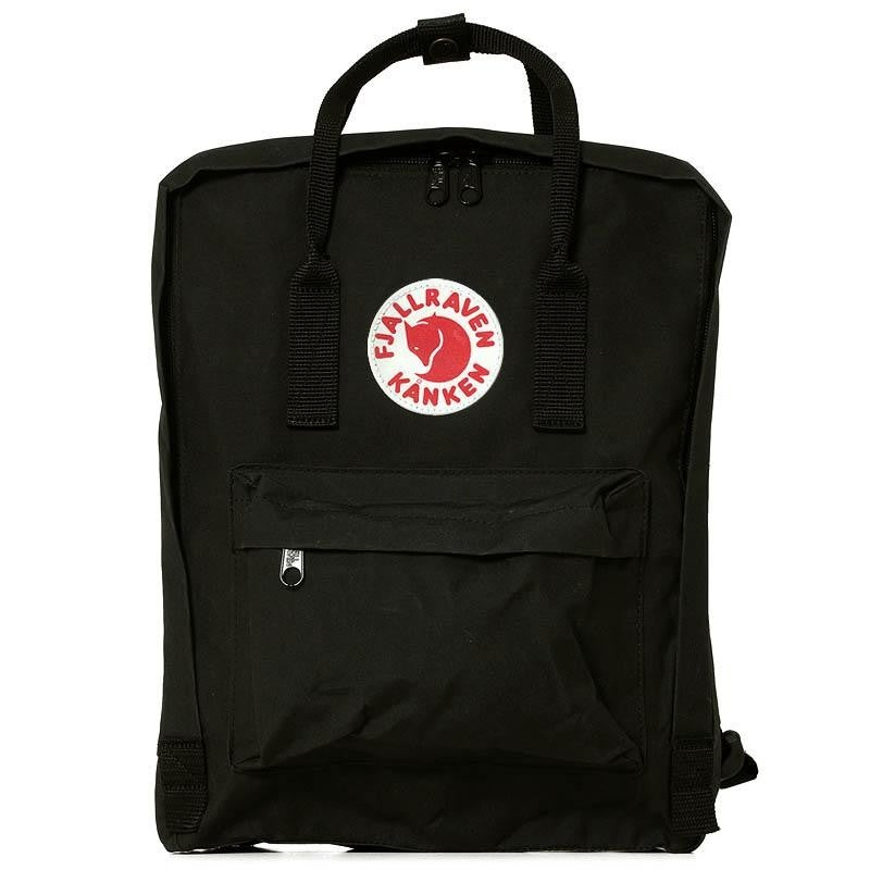 Image of Fjallraven Kanken - Black