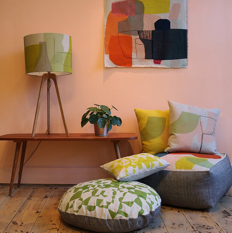 Image of SHAPES Floor Cushion