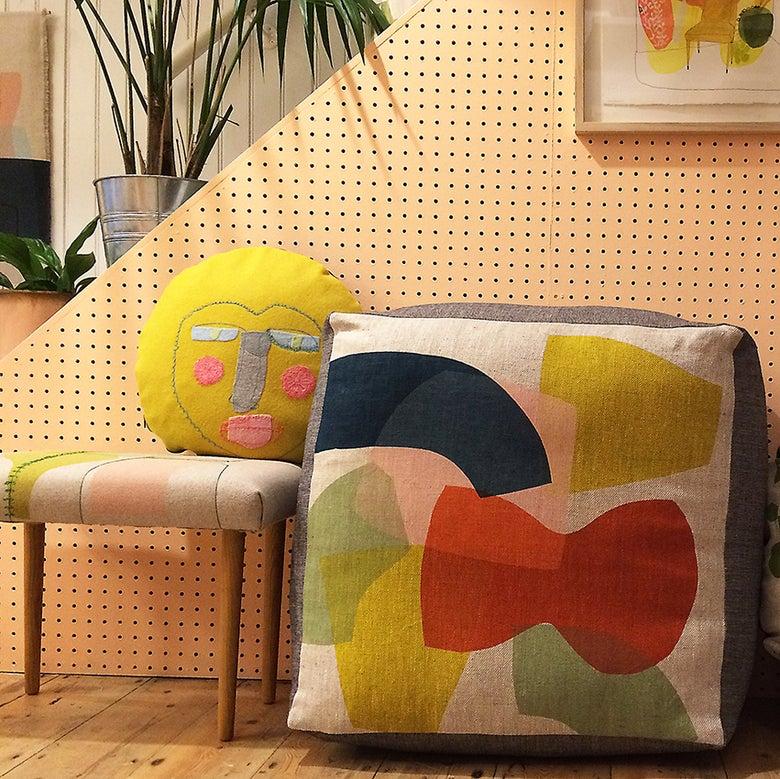 Image of SHAPES Floor Cushion