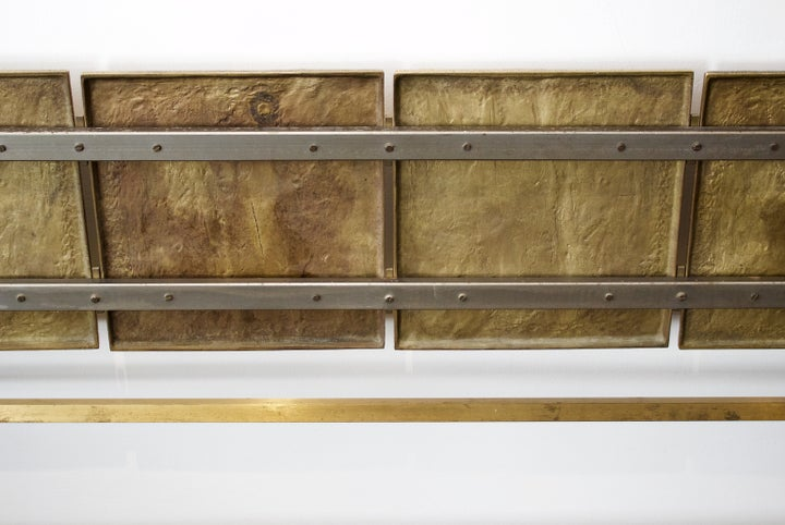 Image of Bronze Headboard by Frigerio