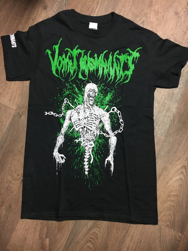 Image of VOMIT REMNANTS - Brutally Violated T-Shirt