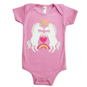 Image of BABY - Unicorns Pink