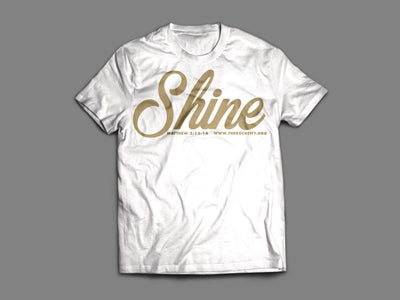 Image of White Shine Shirt
