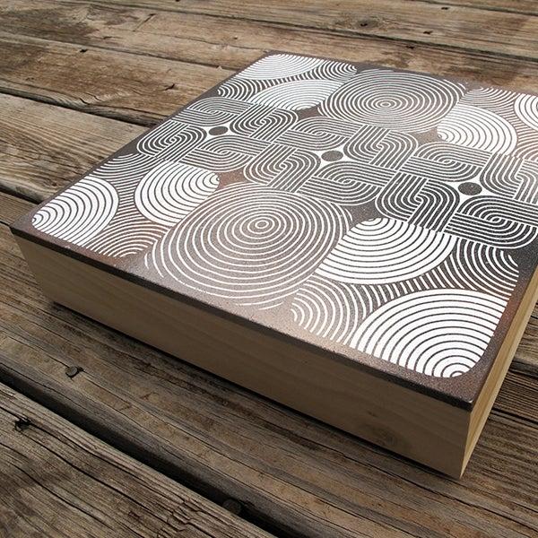 Image of Kah-o-shun Wood Panel