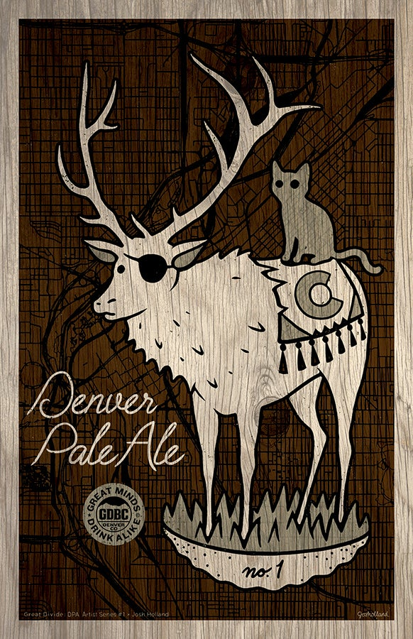 Image of DENVER PALE ALE POSTER