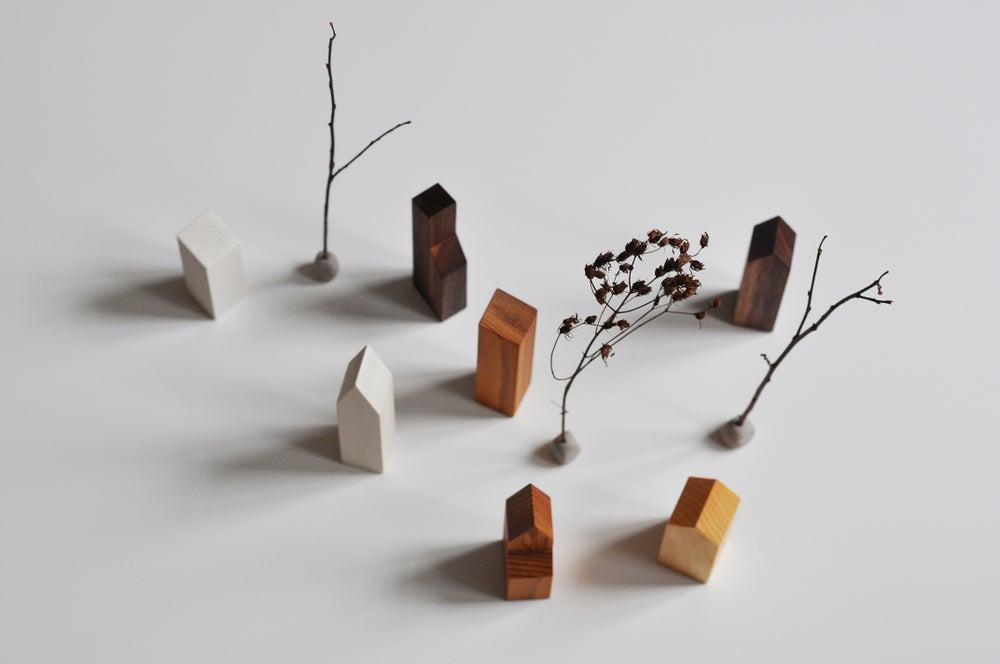 Image of Maisons pour jouer . Little houses