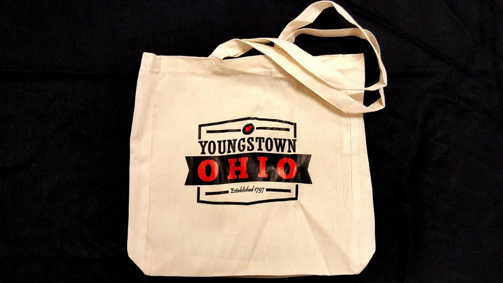 Image of Youngstown Tote Bag