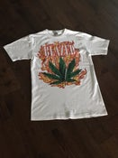 "Image of Lil Debbie ""BLAZED"" WHITE T- LIMITED AMOUNTS"