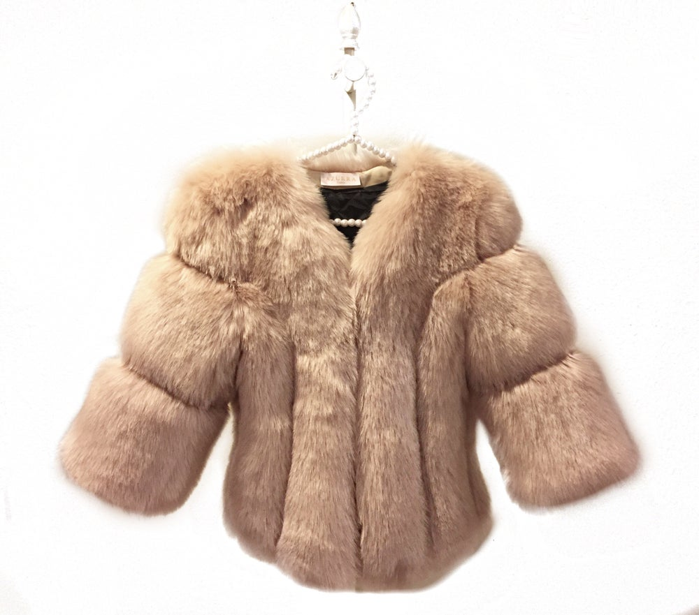 Image of Switzerland Fur Coat