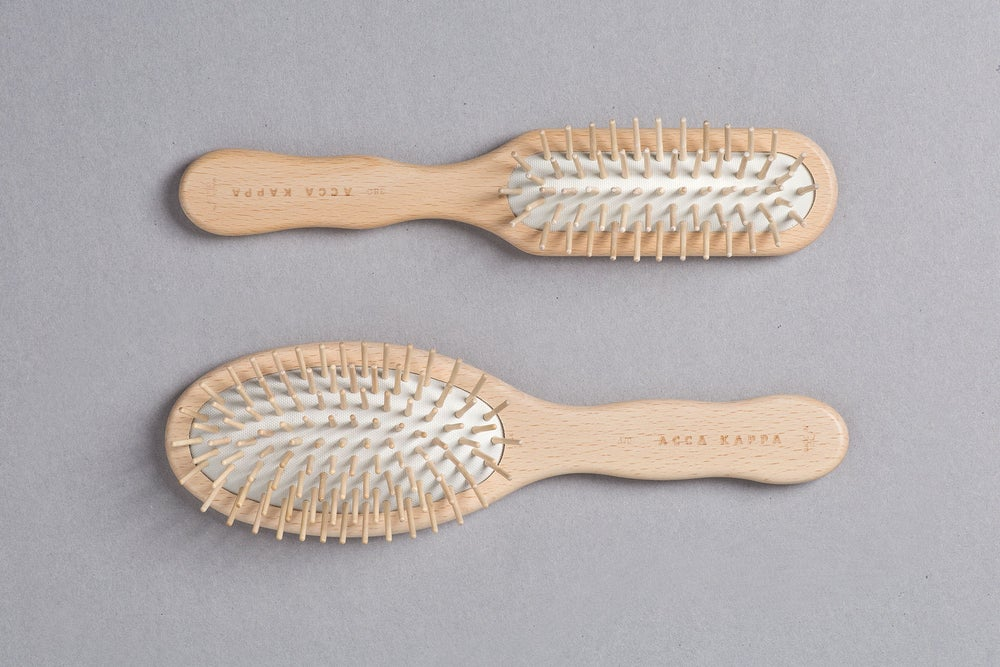 Image of SPAZZOLA FAGGIO NATURALE / NATURAL BEECH HAIRBRUSH