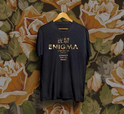 Image of Enigma Worldwide Camo Tee