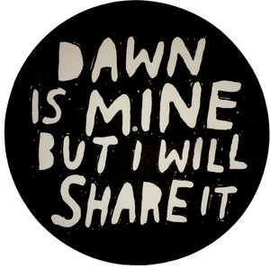 Image of Smallville Slipmats - Dawn Is Mine But I Will Share It - Single