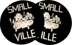 Image of Smallville Slipmats - Smallville Logo - Set