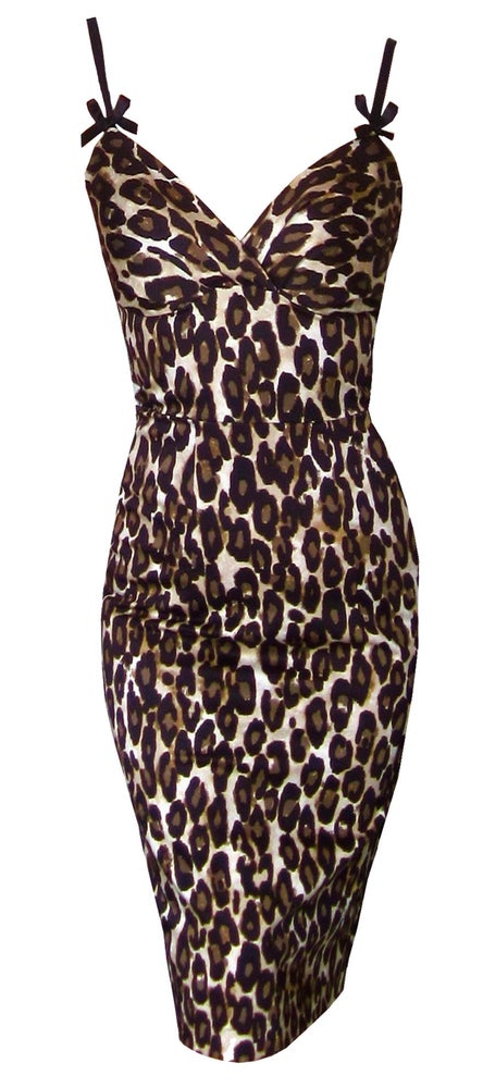 Image of Lola in Leopard