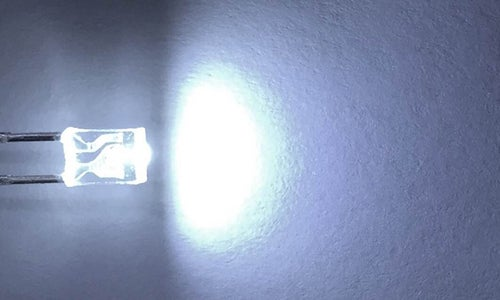 Image of 2x3x4mm LEDs