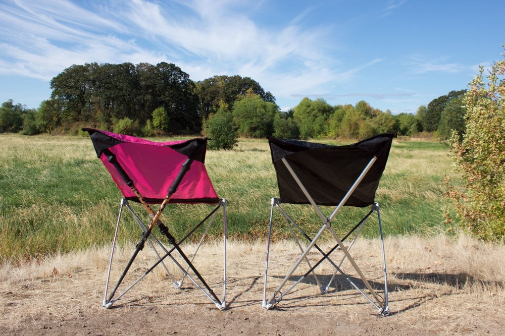 Image of Backrest Poles (Optional Accessory)