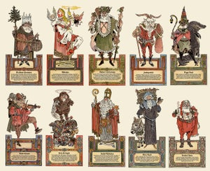 Image of Schweizercraft Santas