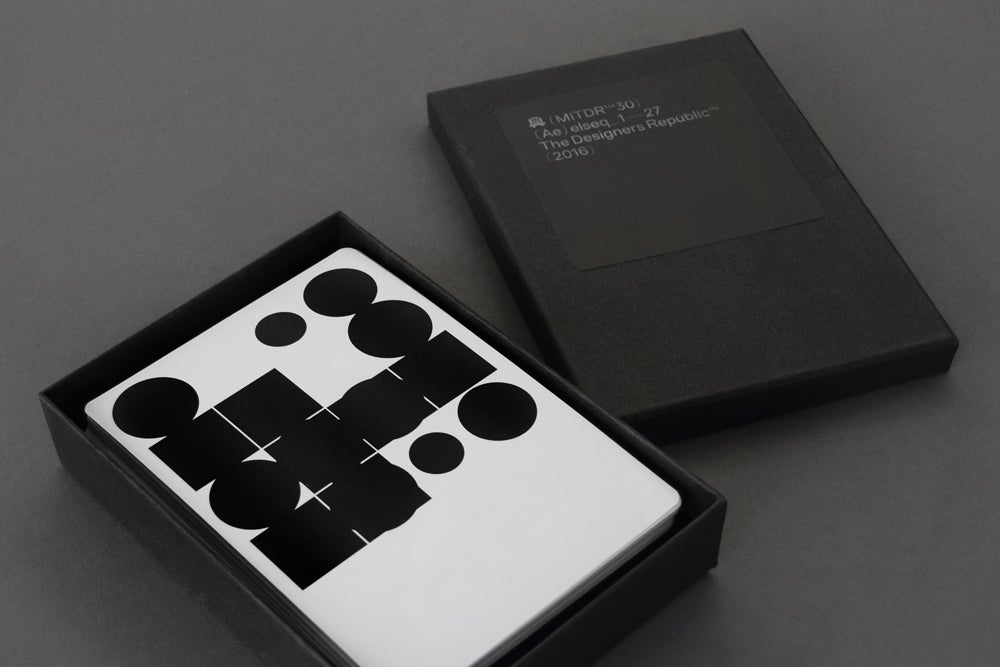 Image of (Ae) elseq_1—27 Limited Edition Box Set of A6 Postcards