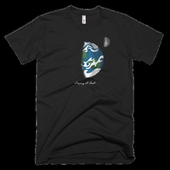 Image of Earth and Moon Shirt