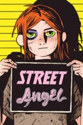 Image of Street Angel: Alcatraz, Jr. mini-comic