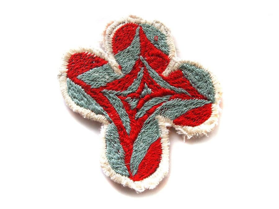 Image of Crossed Flower