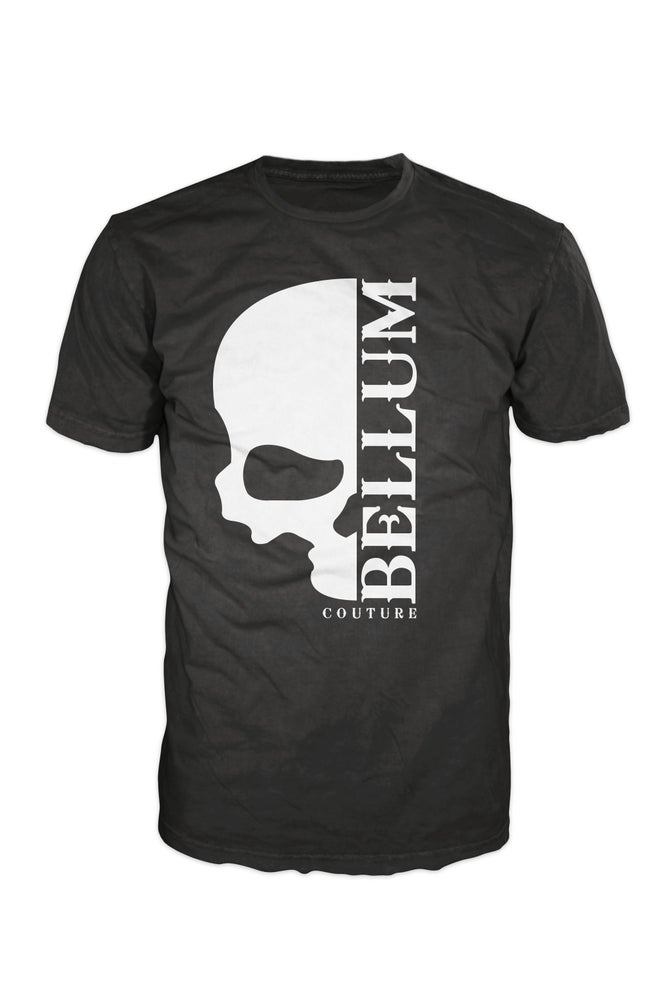 Image of Men's SKULLY S/S (Black)