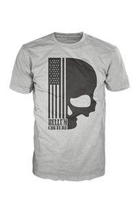 Image of Men's AmeriSkull (GREY)