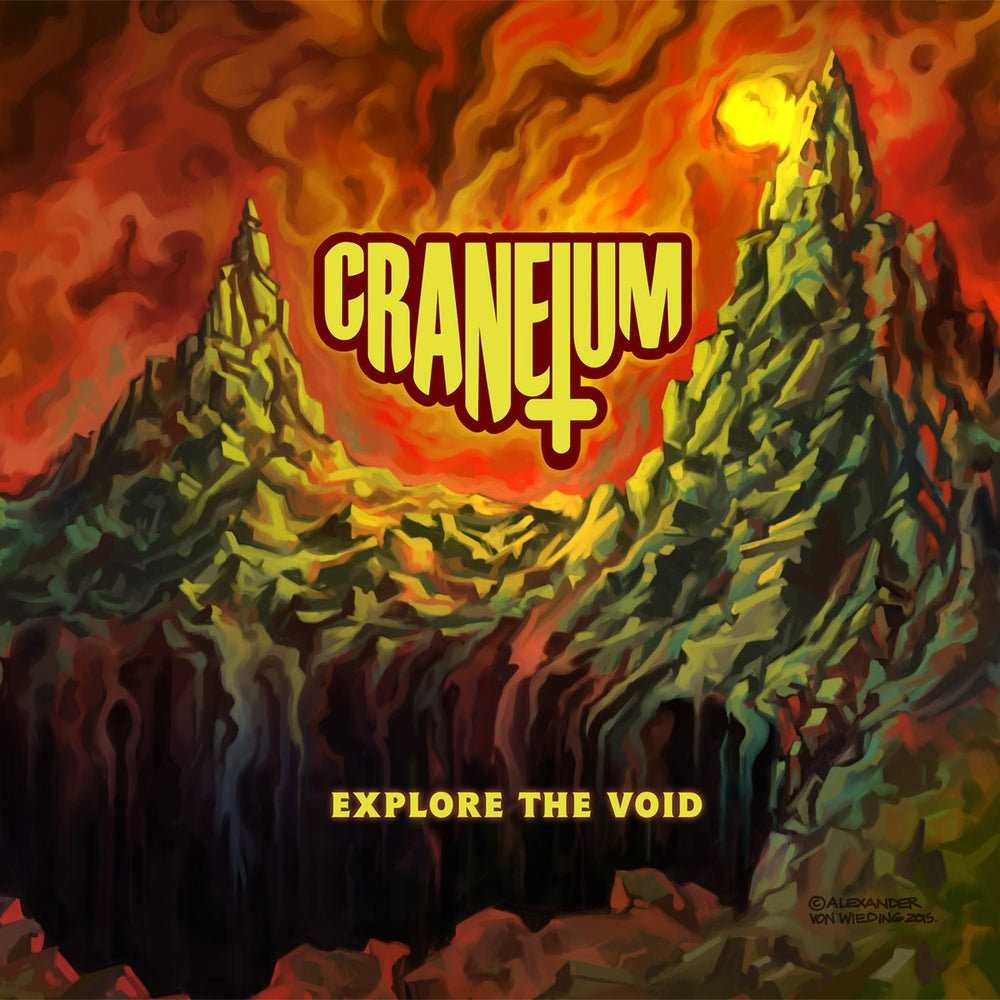 Image of Craneium - Explore the Void CD