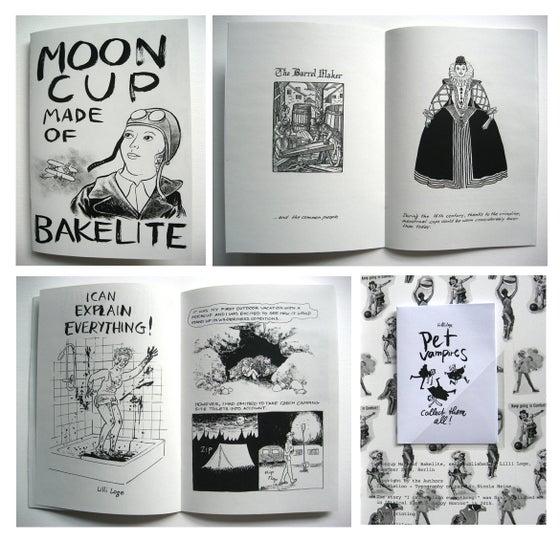 Image of Mooncup Made of Bakelite