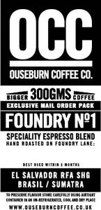 Image of FOUNDRY No.1 *New 300g SIZE! FREE P&P*