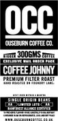 Image of Coffee Johnny *New 300g SIZE! FREE P&P*
