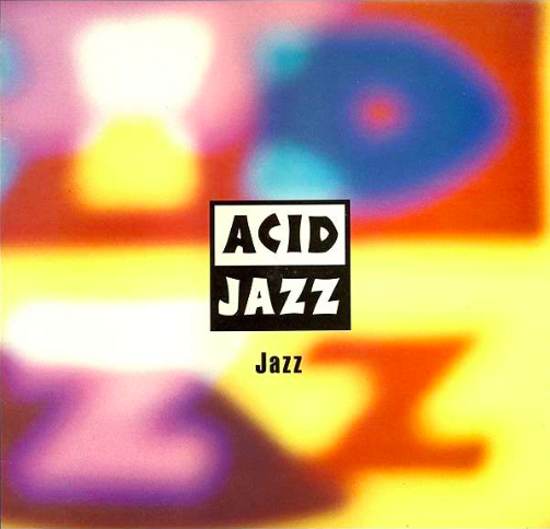 Image of Acid Jazz: Jazz (LP)