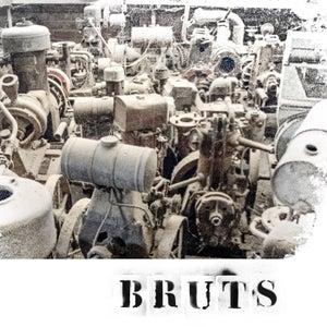 "Image of Bruts ""Bruts"" CD"