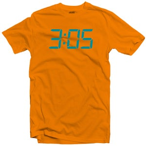 "Image of LIKE MIKE ""3:05"" Lt Orange/Lt Blue"