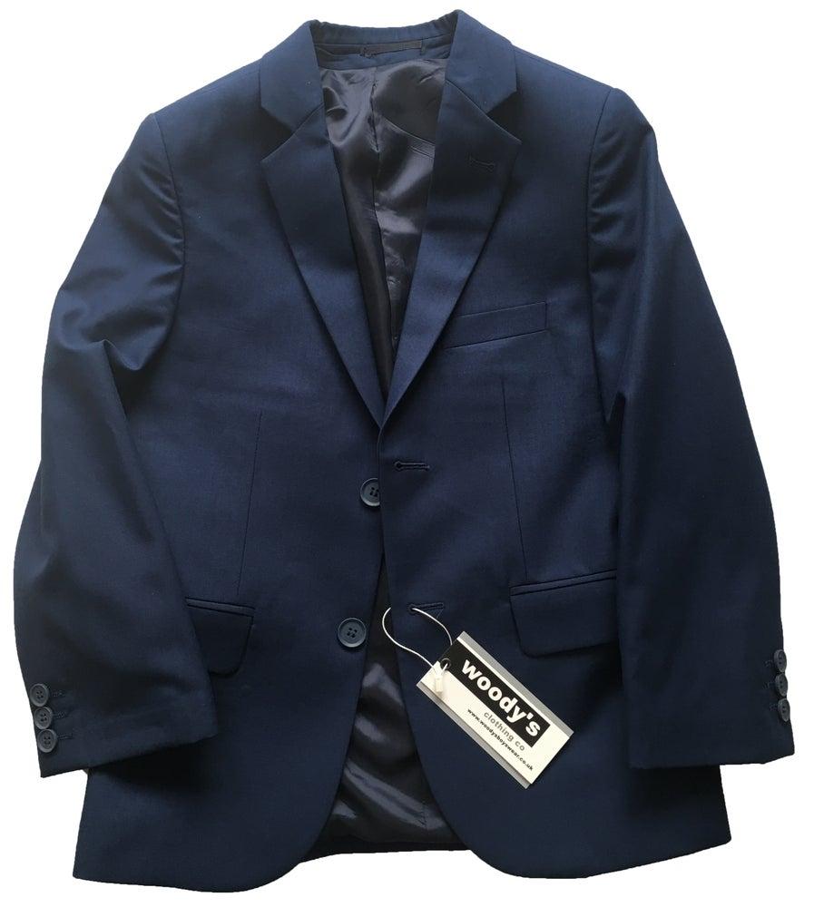 Image of Blue Suit
