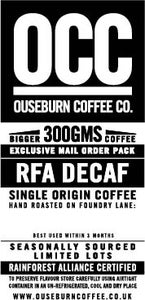Image of Decaf *New 300g SIZE! FREE P&P*