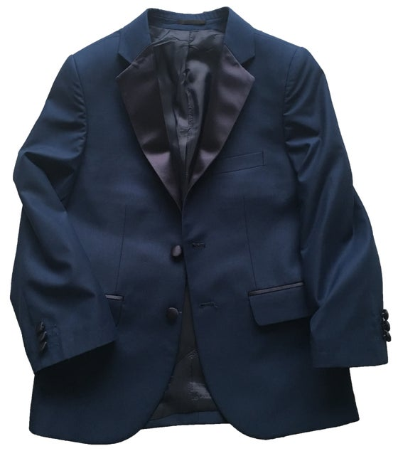 Image of Blue Dinner Jacket