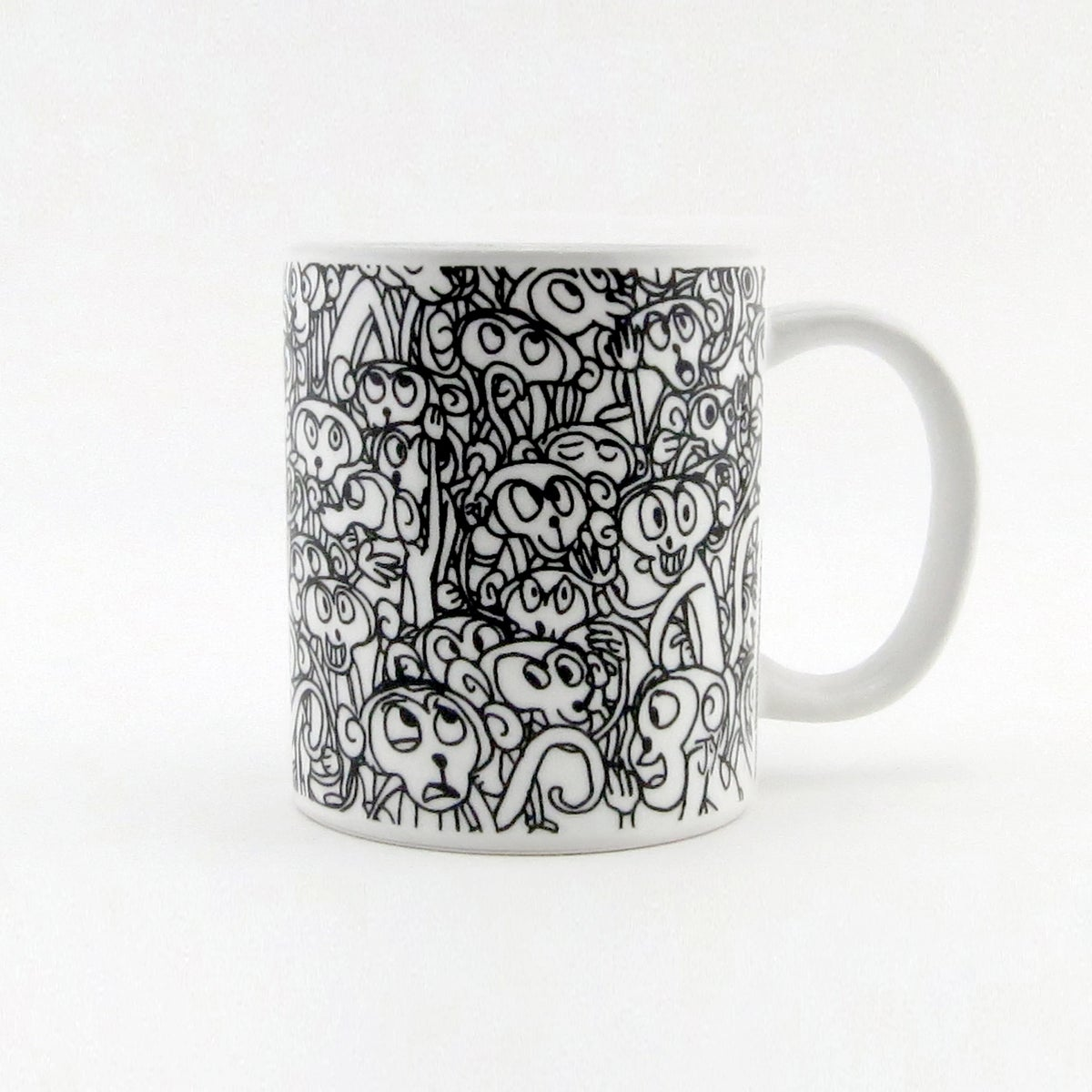 Image of U-Mug: Monkeys