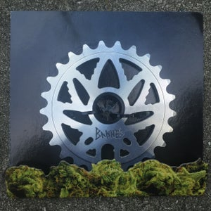 Image of Budsaw Sprocket polished