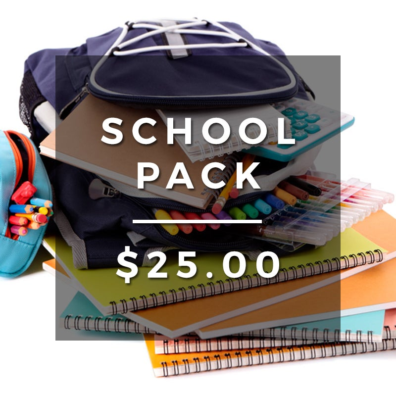 Image of School Pack