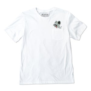 Image of LOUD MOUSE POCKET TEE