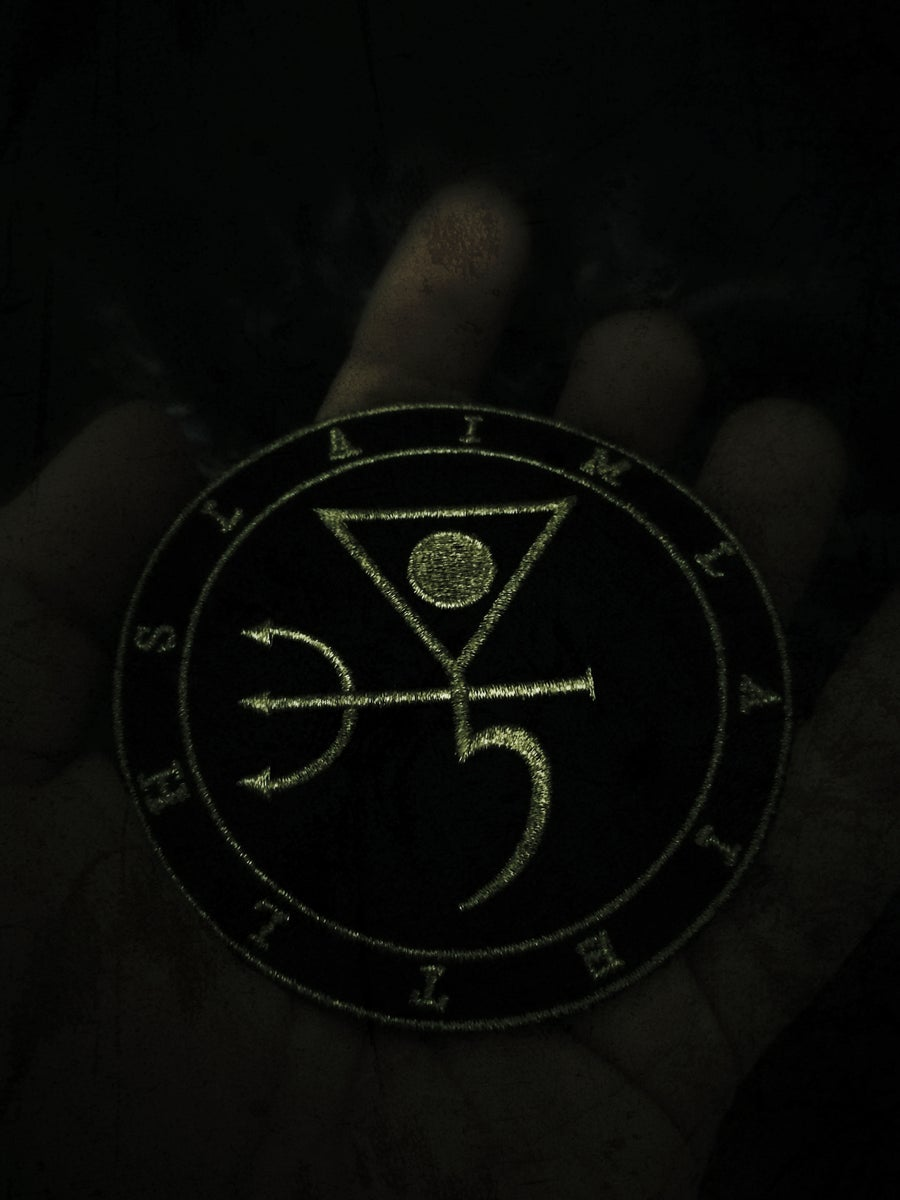 Image of Behexen Symbol patch