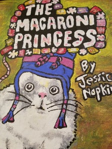 Image of **NOVELLA** The Amanda Scott Series:  The Macaroni Princess