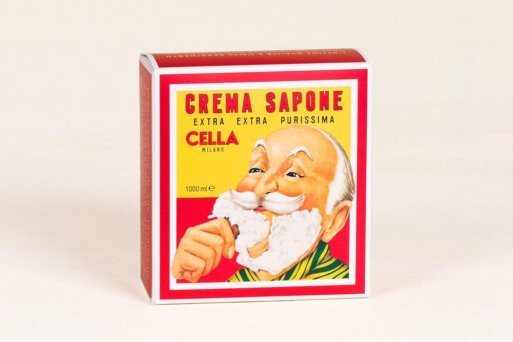 Image of SAPONE DA BARBA / SHAVING SOAP