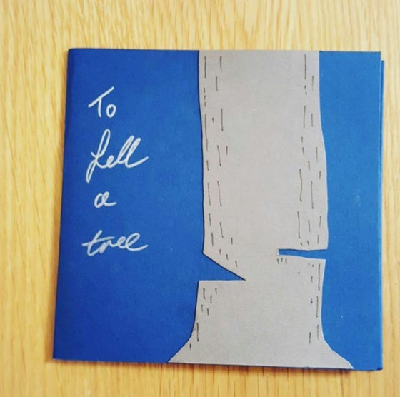 Image of Good Bye Celebration by To Fell A Tree CD