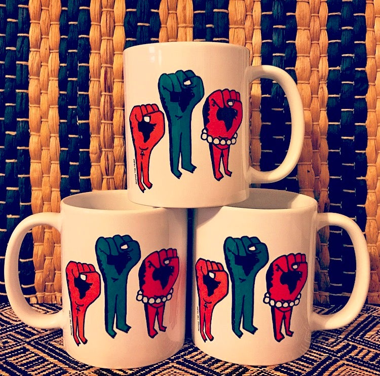 Image of 'Marching Fists' Mug