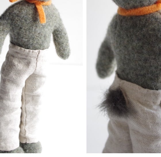 Image of Trousers for small bears and bunnies