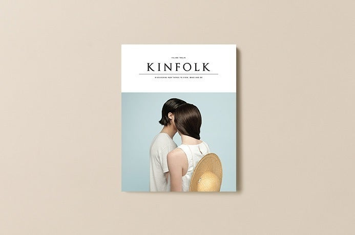 Image of KINFOLK volume 12