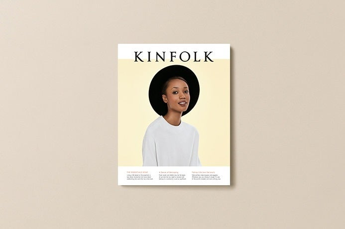 Image of KINFOLK volume 16